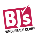 B J's with a check mark