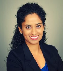 Headshot of Dr. Aakriti Bhargava, MD.