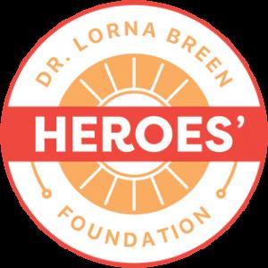 Dr. Lorna Breen Heroes Foundation Logo